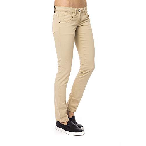 Trussardi Femme Collection Pantalon Beige Made In Italy rErqWCzw