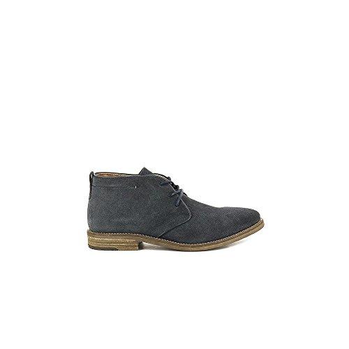 Bullboxer 723-K5-6129A Zapatos de cordones Hombre azul, EU 45