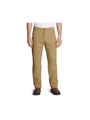 Eddie Bauer Men's Field Guide Pants, Saddle Regular 38/30