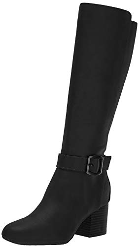Aerosoles Women's Patience Knee High Boot, Black, 11 M US