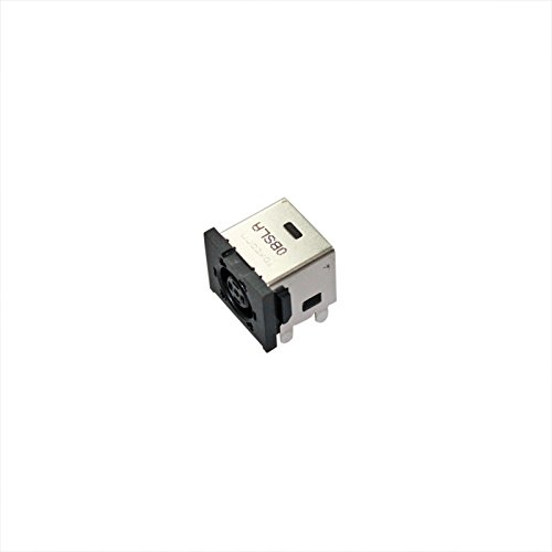 GinTai DC Power Jack Socket Connector Plug Charging Port Replacement for MSI GT72 GT72S 2QD 2QE 2PC 6QD 6QE 6QF 6RE GT72VR 6RD 7RD 7RE Dominator WT72 MS-1781 by GinTai (Image #2)