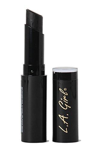 [L.A. Girl Matte Flat Velvet Lipstick Pigment Makeup -Raven] (Lipstick Halloween Costumes)