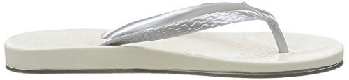 Ipanema Beach Damen Sandalen Weiß - Blanc (21684)