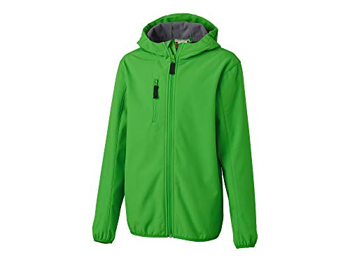 Clique YQO00003 Trail Youth Jacket, Apple Green - M ()
