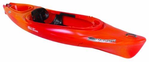 Old Town Canoes and Kayaks 10 Vapor Recreational Kayak, Sunrise, Outdoor Stuffs
