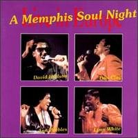 UPC 708441751122, Live in Europe - A Memphis Soul Night - 2 Cd Set (Germany)