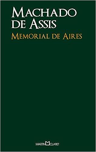 Resultado de imagem para memorial de aires