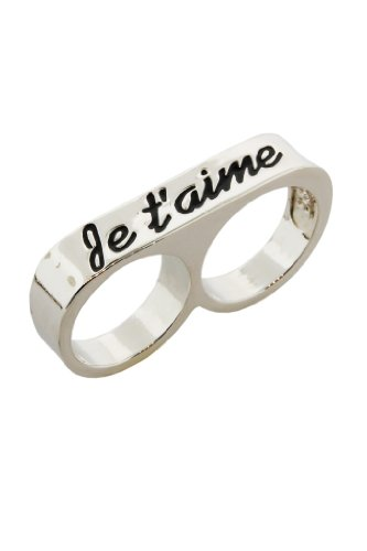 French Kiss Ring (French Kiss Twosome-8/9)