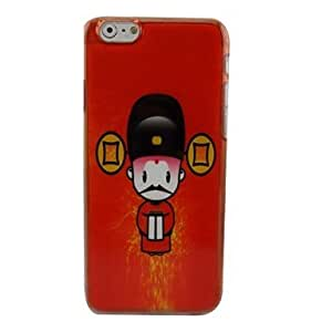 MOFY-Divertido duro de la contraportada del pl‡stico juez para el iphone 6