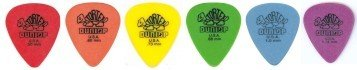 Assorted Dunlop Tortex Guitar Plectra product image
