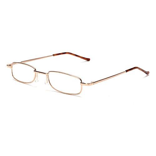 1 lunettes aléatoire Lentille Degrés Republe Case Portable de avec couleur presbyte Hommes Femmes lecture poche de Lunettes Résine boîte Lense de Lunettes Pocket 300 qgTqBw
