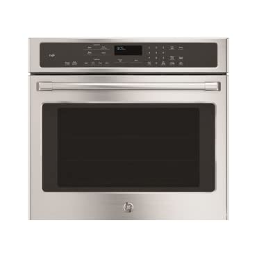 GE Cafe Series 30 Built-In Single Convection Wall Oven (CT9050SHSS)
