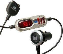 【国内正規品】 MONSTER CABLE Monster iCarPlay Wireless Plus for iPod FMトランスミッター&シガライター電源アダプター AIP FM-CH PS JP B000E8QVQK