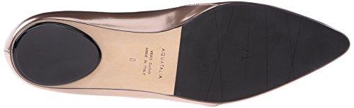 Des Le Miroir Veau Femmes Ballet Platine De Aquatalia Plat Kate q0qZ1rw