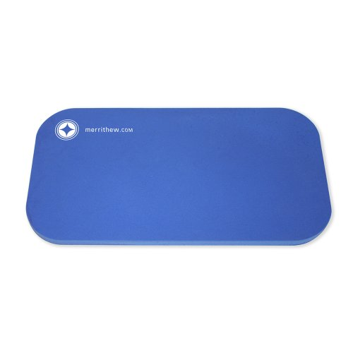 MERRITHEW Eco-Friendly Pilates Pad, 14 x 7.5 x 0.5