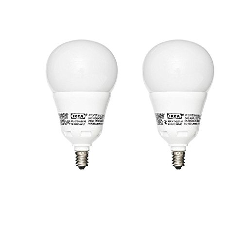 Ikea E12 LED Bulb 600 8.6 Watt (2 Pack) for sale  Delivered anywhere in USA