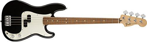 Fender, 146103506, Bajo Eléctrico, 4 Cuerdas, Mexicano MX Standard Precision Bass, Negro