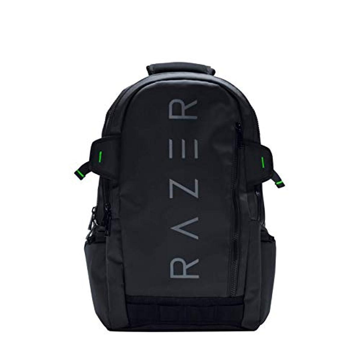 [해외] RAZER ROGUE BACKPACK - 당신의 게임을 즐긴다 - 최대15인치의 랩톱에 피트