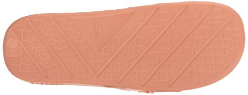 Lacoste Frauen Fraisier 118 2 U Slide Sandale Pnk / Pnk