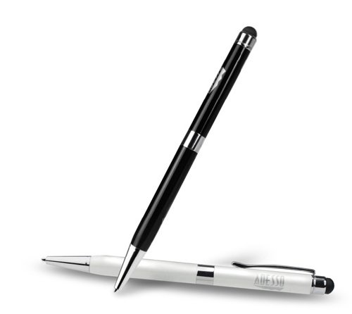 Adesso 2-in-1 Stylus Pen for Tablet and Smart Phone (Cyberpen 202)