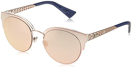Dior Women CD DIORAMAMINI 54 Rose Gold/Grey Sunglasses - Prescription Sunglasses Dior