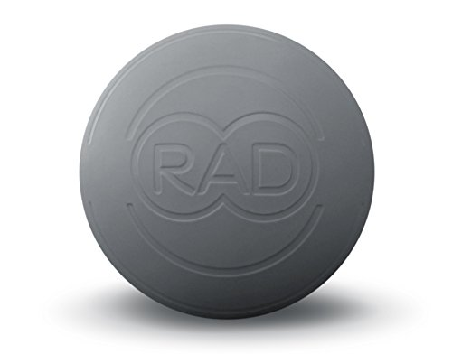 RAD Centre I Soft Belly Roller Massage Ball for Abdominal, Neck, Rotator Cuff and Stomach Self Myofascial Release, Abdominal Massage, Mobility, ()
