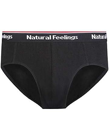 2f690c79e15 Lovemist Men s Underwear Briefs Soft Cotton Briefs Mens Pack Classic Slips  Soft Waistband Underpants