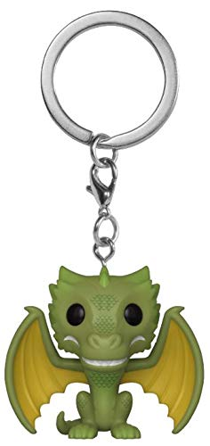 Game Of Thrones Juego de Tronos Llavero Rhaegal Pop! ¡Funko ...