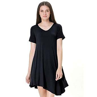 Black Casual Dress For Women