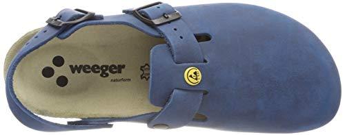 Mixte Blau de 48611 Ozean Travail Bleu Weeger Adulte Chaussures SE0qxInI