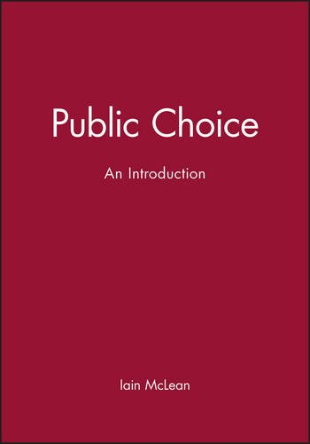 public choice Public choice iii continues the tradition and will be invaluable as a text while the same time contributing to the knowledge of the teacher' gordon tullock source: george mason university 'mueller's public choice iii is a colossal achievement.