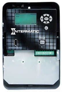 Intermatic ET90115C Timer, 30A 120-277V SPDT 365-Day Astronomic Energy Control w/Type 1 Steel Enclosure by Intermatic by Intermatic