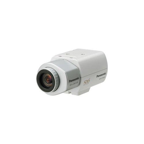 PANASONIC WVCP624 / Super Dynamic 6 WV-CP624 Surveillance Camera / 650TVL DAY/NIGHT FIXED BOX CAMERA