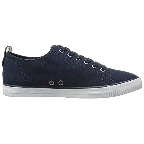 Calzado deportivo para hombre, color Azul , marca CALVIN KLEIN, modelo Calzado Deportivo Para Hombre CALVIN KLEIN BS5115 Azul
