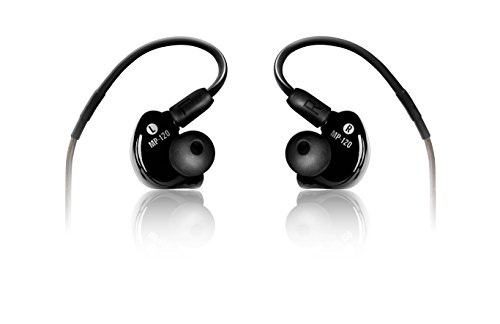 Mackie in-Ear Headphones and Monitors, Single Driver (MP-120) by Mackie