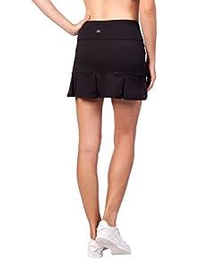 Tail Activewear Women's Doral 14.5 Length Skort XX-Large Black