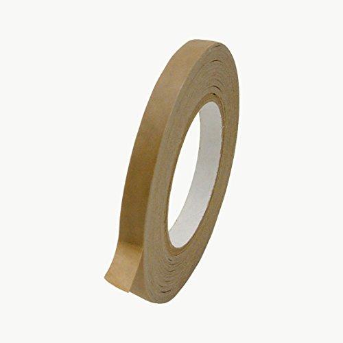 J.V. Converting FPPT-01/BRN0560 JVCC FPPT-01 Kraft Flatback Paper Packaging Tape: 1/2