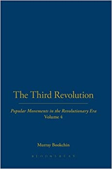 Book The Third Revolution: Volume 4: Popular Movements in the Revolutionary Era