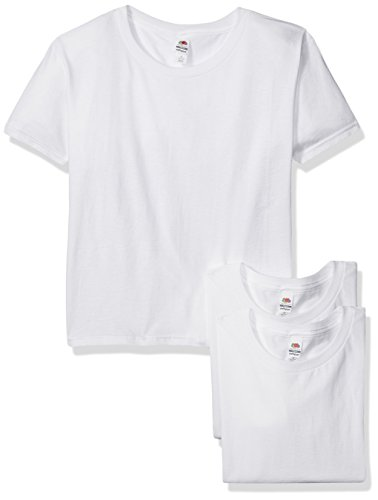 Fruit of the Loom Big Boys' Sofspun Youth T-Shirt - Fruit Youth