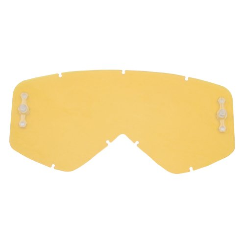 Smith Motorsports Fuel Lens (Yellow) (Smith Goggles Fuel Goggle)
