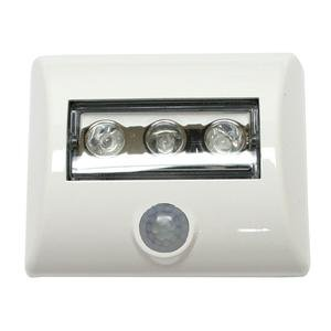 Sylvania Linear Motion Sensor LED Light Bulb in White