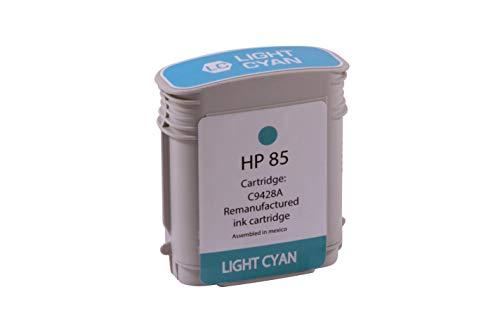 Replacement for HP 85 Wide Format Inkjet Cartridge, Light Cyan