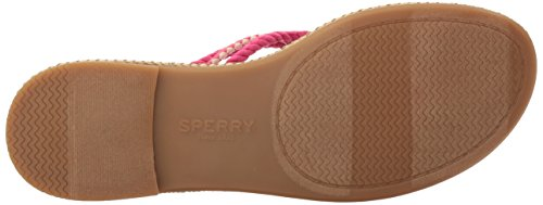 Sperry Top-Sider Womens Anchor Coy (Boxed) Flat Sandal Raspberry