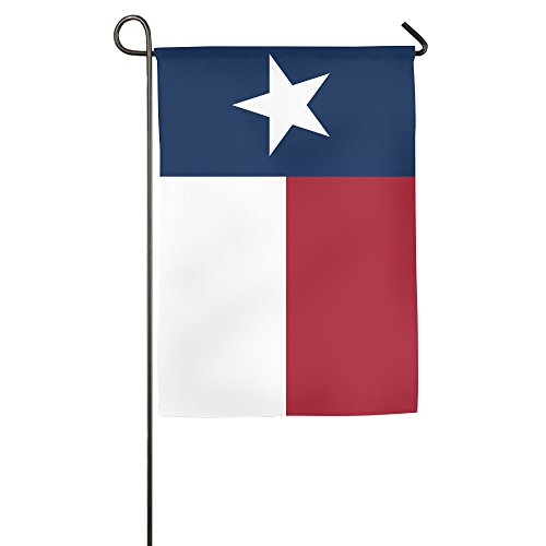 Flag Of Texas State Polyester Home Garden Flag 1218inch
