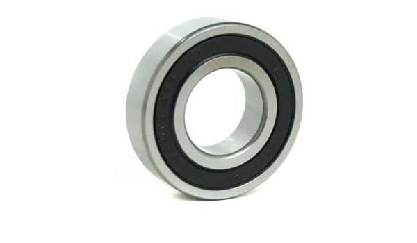 10 Bearing 6204-2RS 20mm Outer Diameter 47mm Metric VXB