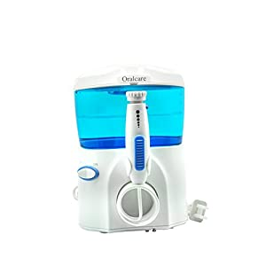 Oralcare® Classic Professional Water Flosser includes Classic Jet Tips ,Tongue Cleaner Tips,Tooth Pocket Tips , Orthodontic Tips /Treat Yourself Better (OC-001)