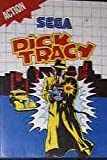 Dick Tracy - Master System - PAL