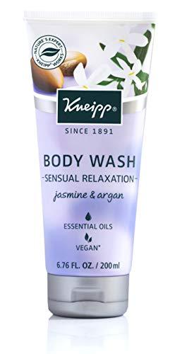 Kneipp Jasmine and Argan Oil Body Wash, 6.76 Fl. Oz