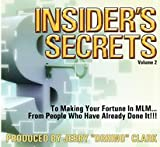 img - for Insider's Secrets in MLM, Vol. 2 (10 TAPES) Jerry Clark book / textbook / text book