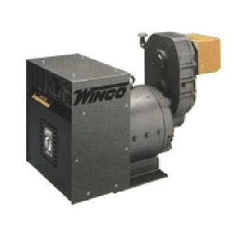 Amazon.com: Winco, Inc. PTO Single Phase Generator, 25000w 61155-012: Home Improvement